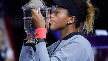 Naomi Osaka Juara AS Terbuka 2018