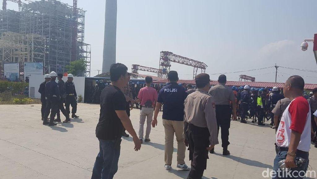 Penjelasan soal Rencana 500 Pekerja China Masuk RI
