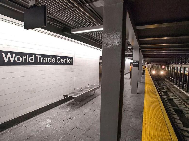 17 Tahun Ditutup Pasca 9/11, Stasiun di New York Dibuka Lagi