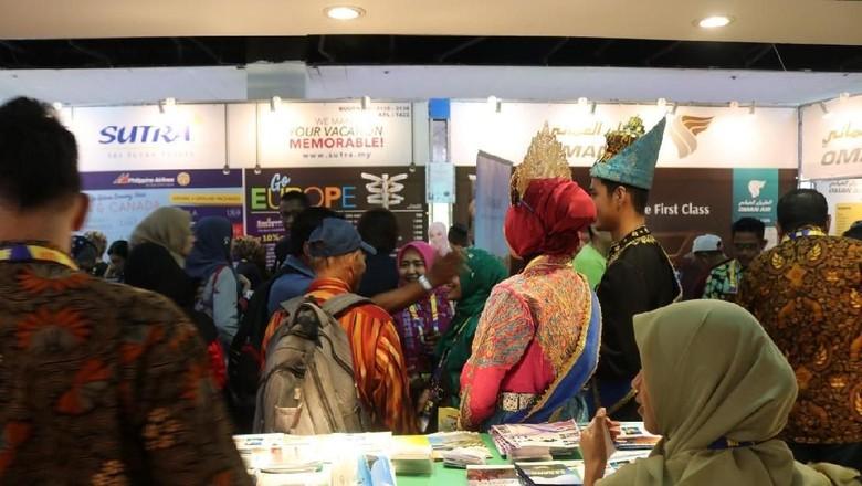 Foto: Aceh promosi wisata di MATTA Fair 2018 (dok. Disbudpar Aceh)
