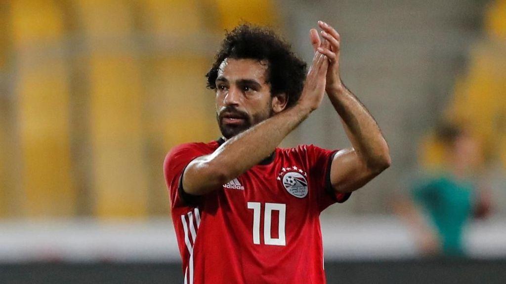 Mohamed Salah vs Niger: 2 Gol, 2 Assist, 2 Kali Gagal Penalti