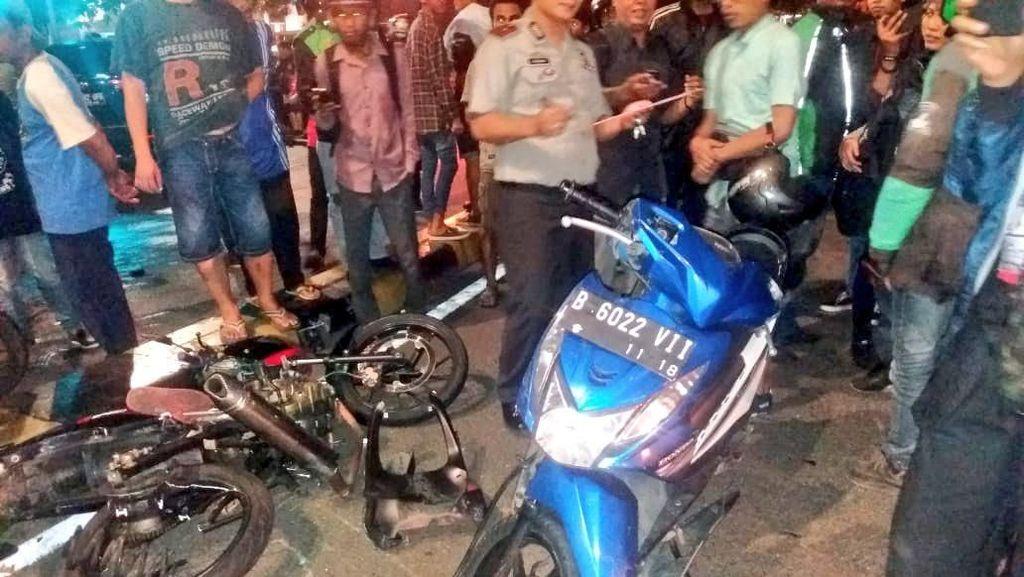 Pelajar Ikut Sumbang Angka Kecelakaan di Wilayah Depok