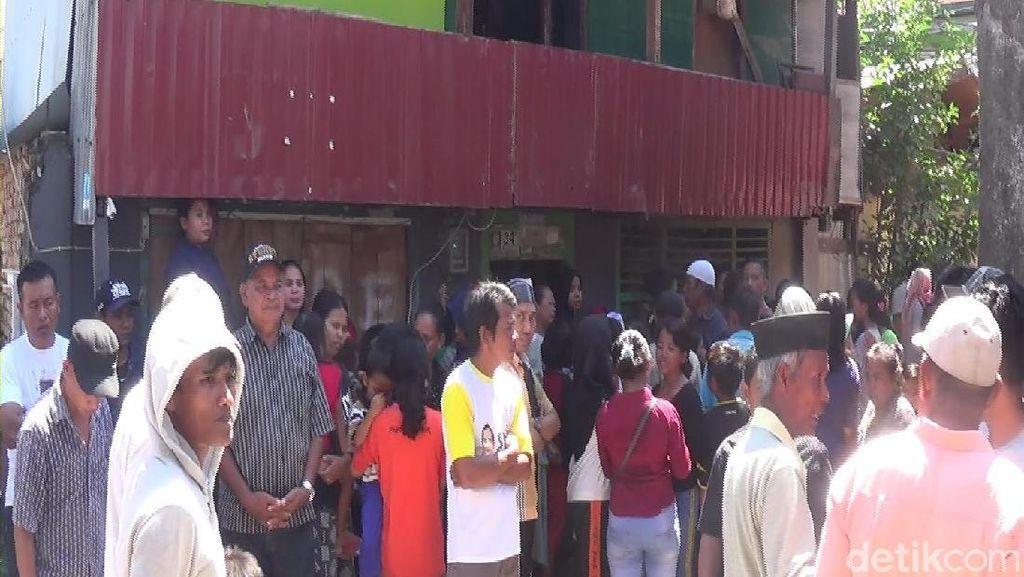 Waduh! Balita di Makassar Tewas Terlindas Mobil Tetangga