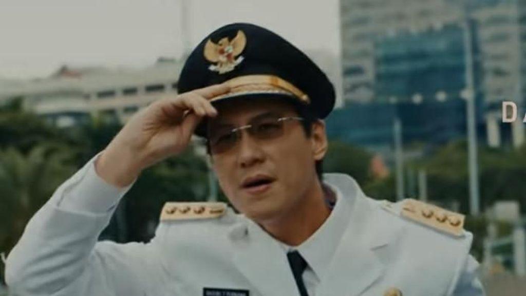 Di Film, Ahok Jadi Pahlawan Sebelum Terjun ke Politik