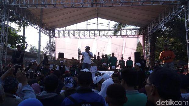 Jalan Sehat Umat Islam di Solo Bubar, Seruan Perubahan Digemakan