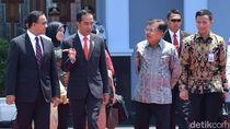Jokowi Bertolak ke Korea dan Vietnam Bahas Kerjasama Ekonomi