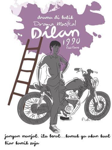 Drama Musikal 'Dilan' akan Pentas di Jakarta Kemudian Bandung