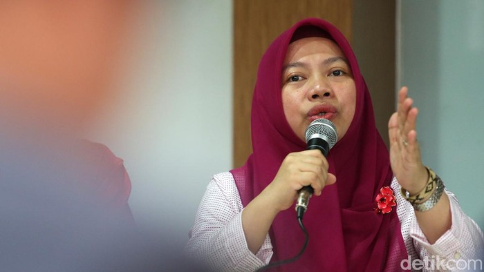 Direktur Eksekutif Perludem Titi Anggraini (Ari Saputra/detikcom)