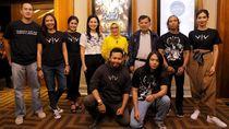 Libur Weekend, JK Ajak Istri dan Cucu Nonton Wiro Sableng