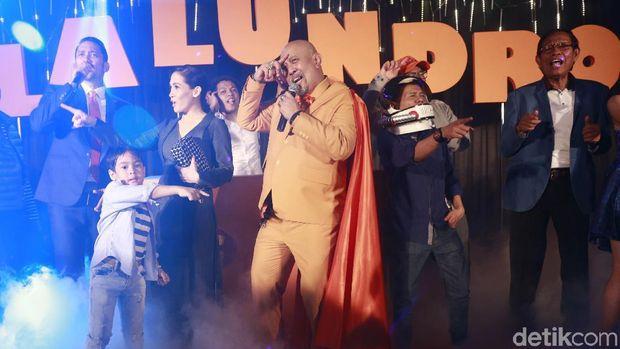 Indro Warkop Sebut Film Komedi 'Gila Lu Ndro!' Idaman Mendiang Dono