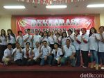 Jelang Penentuan Nomor Urut, Garda Jokowi di Solo Merapat