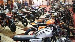 Catat! Motor Custom Bakal Adu Ganteng di Jakarta