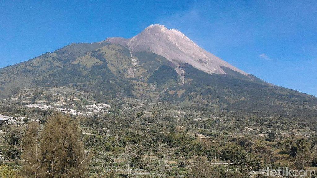 Tentang 4 Kali Gugurkan Lava dan Status Waspada Gunung Merapi