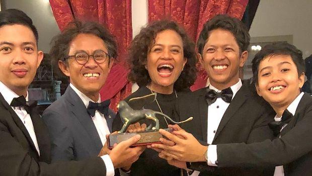 Sineas Makassar Ini Juara Film Pendek di Festival Italia
