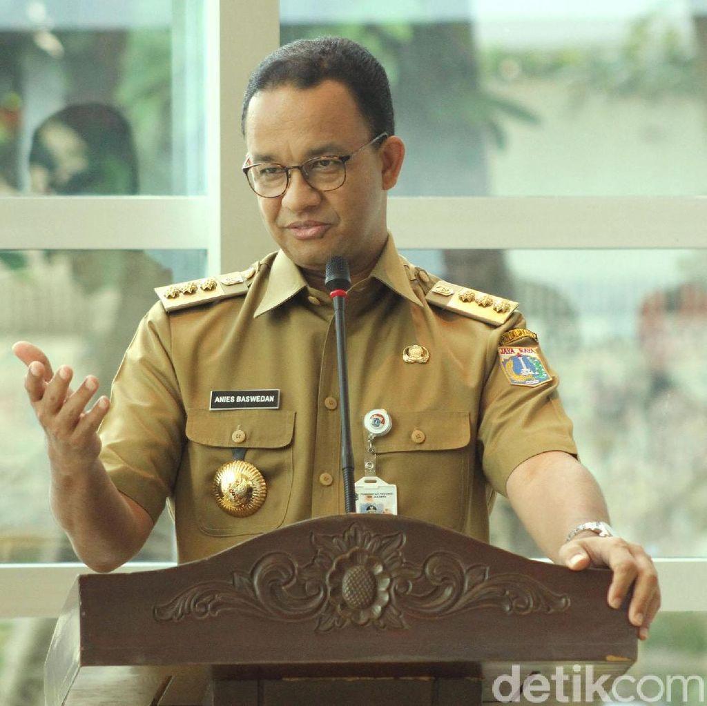 Pajak Rokok Tambal Defisit BPJS, Anies Apresiasi Jokowi