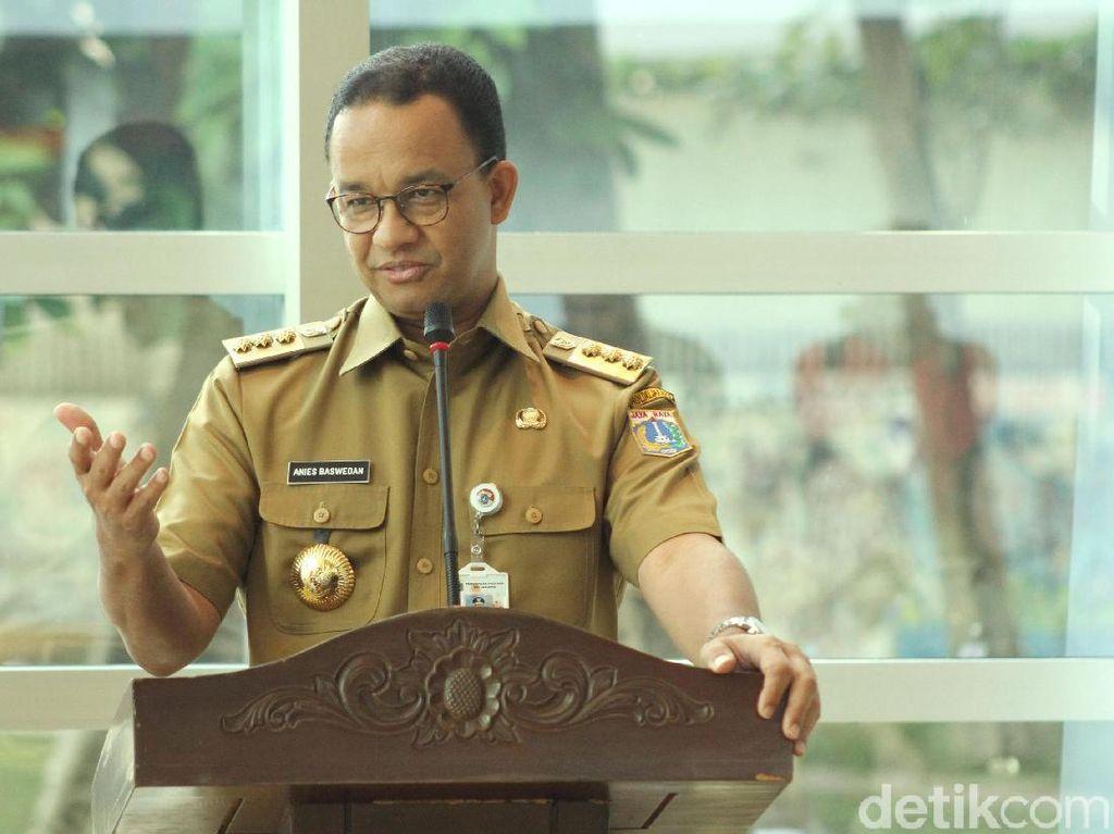 Truk Sampah Dicegat di Bekasi, Anies Bicara Janji DKI yang Dilunasi