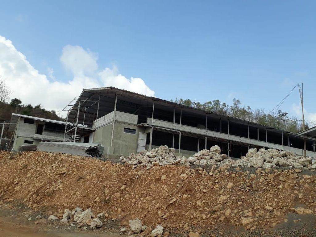 Geopark Gunung Sewu Terancam