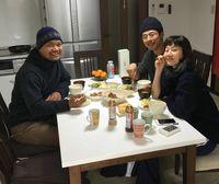Pasangan Artis Korea Buka Pabrik Tempe Indonesia di Taean