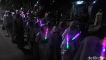 Kirab Tahun Baru Islam Zaman Milenial, Pakai LED Pengganti Obor