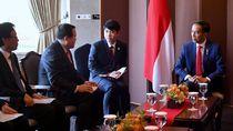 CEO di Korsel Puji Jokowi ke NTB Saat Closing Asian Games