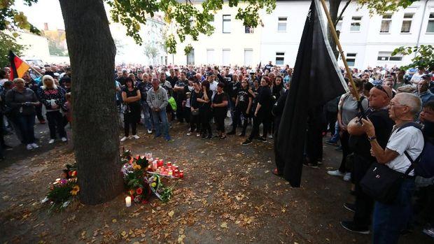 Kematian Warga Jerman kembali Picu Aksi Protes Ekstrim Kanan