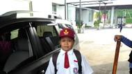 Mimpi Bocah Pelintas Batas Negara Jadi Dokter dan Dapat Sepeda Jokowi