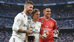 Dominasi Real Madrid di Daftar Nominasi Tim Terbaik FIFA FIFPro 2018