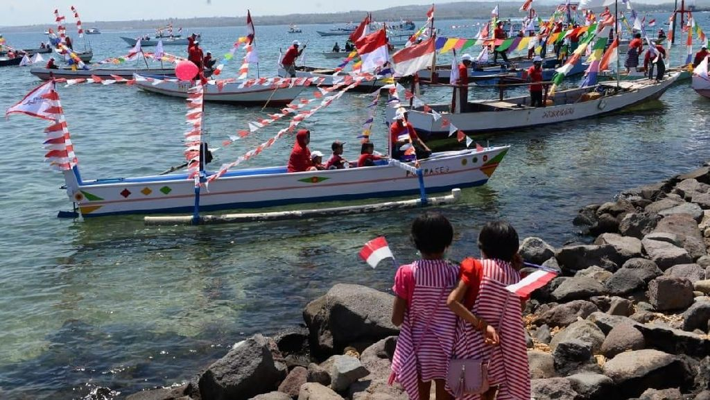 Sail Moyo Tambora Jadi Kesempatan Promosikan Wisata Sumbawa