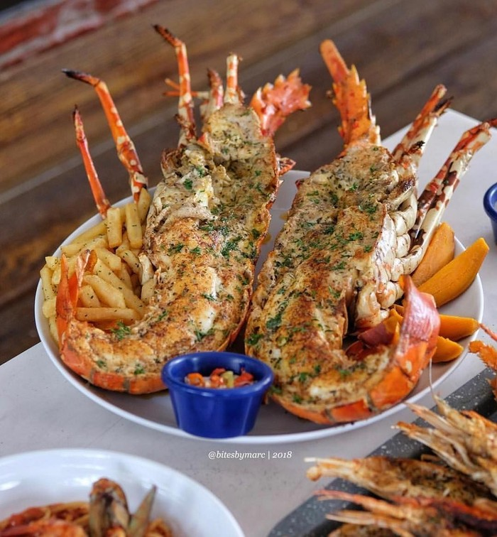 Mantap Enaknya Makan Lobster Murah Meriah Di 5 Tempat Ini