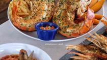 Mantap! Enaknya Makan Lobster Murah Meriah di 5 Tempat Ini