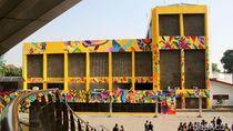 Usai Mural yang Diresmikan Anies, LeDania Bakal Balik Lagi ke Jakarta
