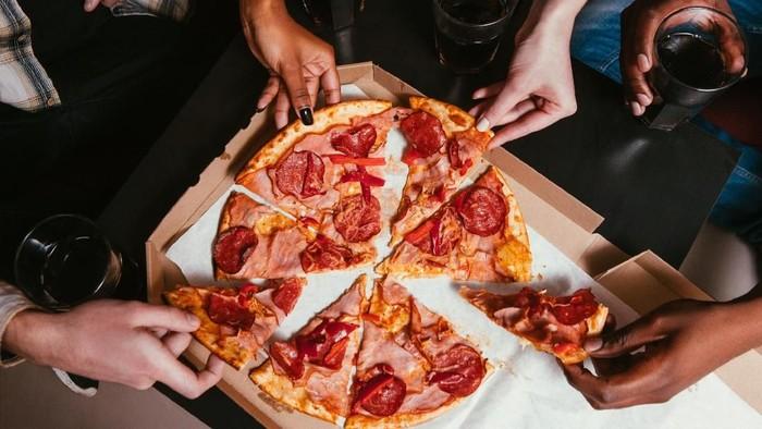 Pizza pepperoni. Foto: iStock