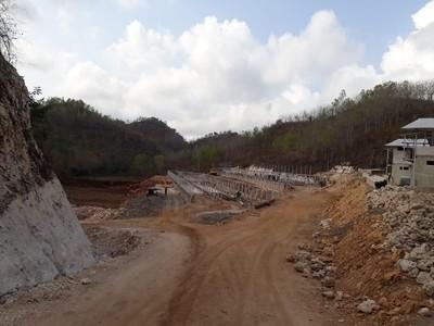 Rencana SP II Peternakan Ayam di Geopark Masih Tanda Tanya