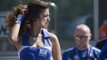 Di Balik Layar MotoGP San Marino: Terpesona Grid Girl Misano