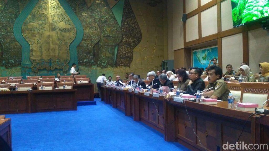 DPR Rapat dengan Kementerian ESDM dan KLHK 4 Jam, Ini Hasilnya