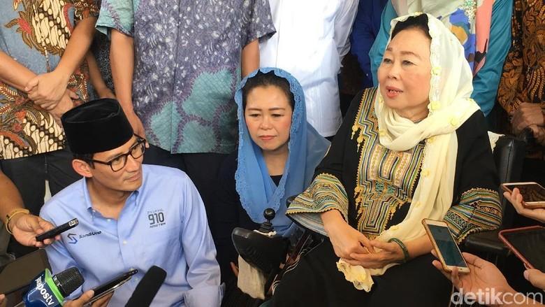 Ketum PAN: Kalau Yenny Wahid ke Tim Prabowo-Sandi, Alhamdullilah