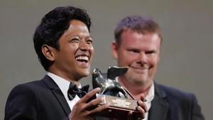 Sineas Makassar Aditya Ahmad Juara Film Pendek di Venice Film Festival