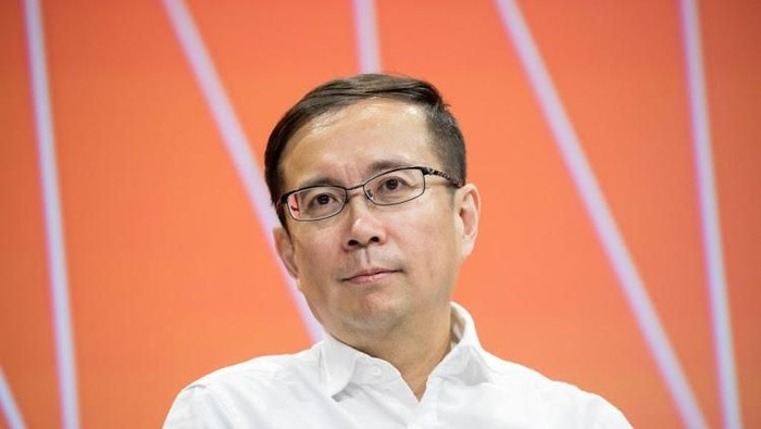 Daniel Zhang, bos baru Alibaba pengganti Jack Ma. Foto: wantedonline