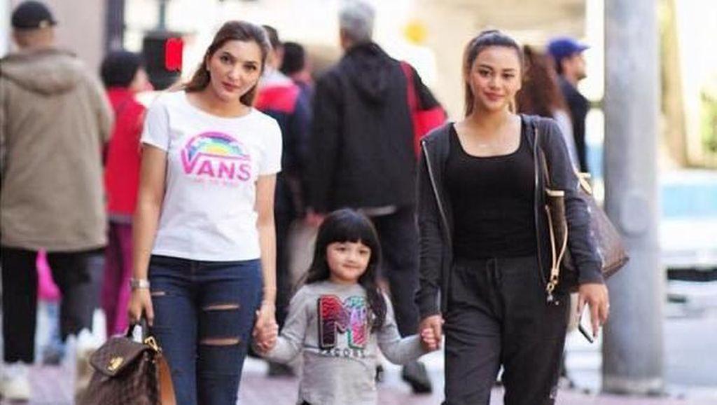 Ashanty dan Keluarga Terjebak di Tengah Aksi Penembakan di Toronto