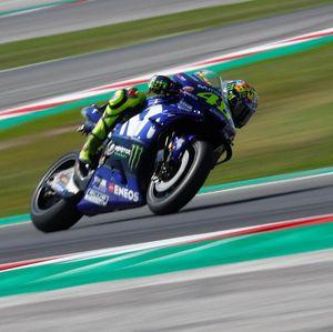 Ucapan Selamat Valentino Rossi ke Marquez: Yang Terkuat, yang Layak Menang