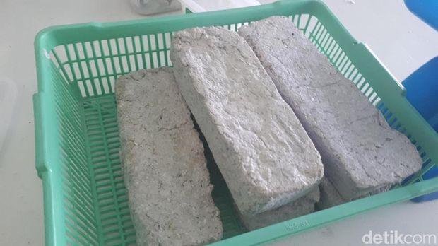 Batu bata cangkang simping