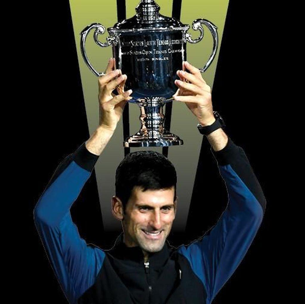 Novak Djokovic is Back!