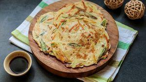 Pajeon hingga Bhan Xeo, Pancake Tradisional Gurih dari Asia