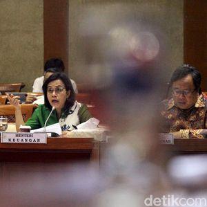 Sri Mulyani Rayu Komisi XI Setujui Anggaran Kemenkeu Rp 45,15 T