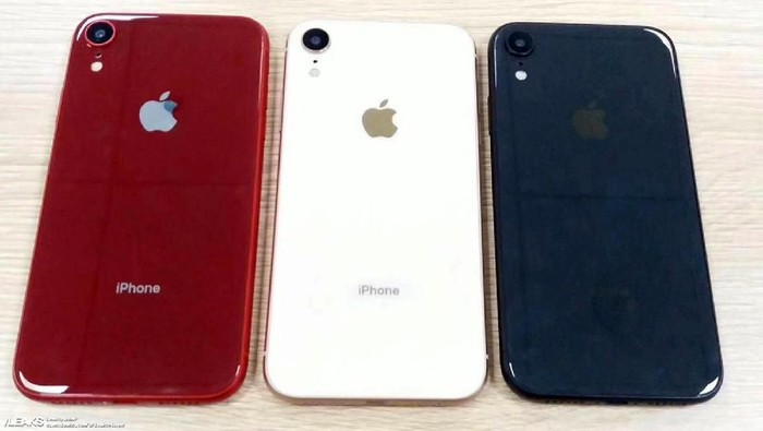 Bocoran iPhone baru, yang acara rilisnya kini juga bisa ditonton di Twitter (Foto: Istimewa/Slashleaks)
