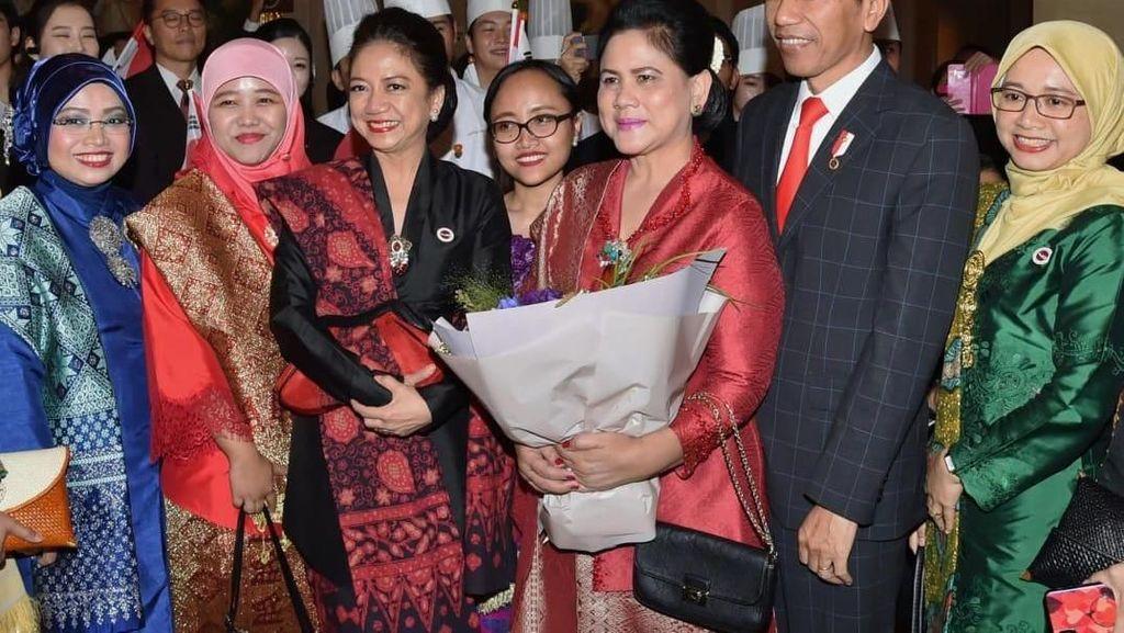 Festival Makanan Indonesia Meriahkan Kunjungan Presiden Joko Widodo ke Seoul