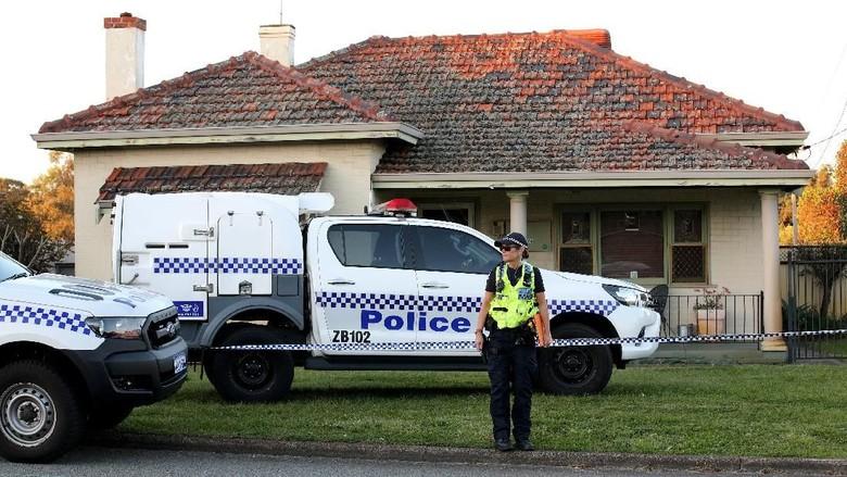 Pria di Perth Bunuh Istri dan 3 Anaknya yang Masih Balita