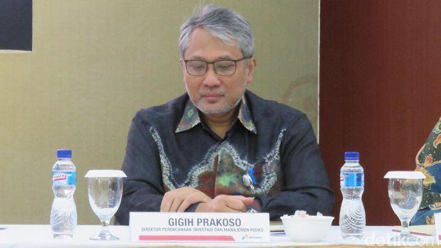 Direktur Utama Baru PT PGN Gigih Prakoso