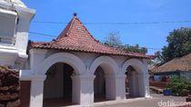 Gerbang Upeti Zaman Kesultanan Cirebon