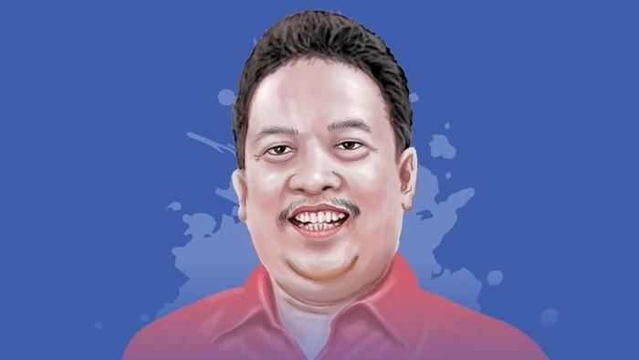 Sakti Wahyu Trenggono, bendahara Tim Kampanye Jokowi - KH Maruf Amin